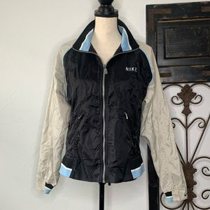 Vintage Nike jacket windbreaker Sz Med